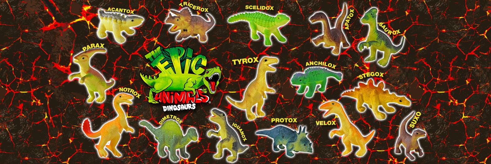 linea dinosauri